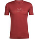 Icebreaker Tech Lite Cadence - T-shirt manches courtes Homme - rouge